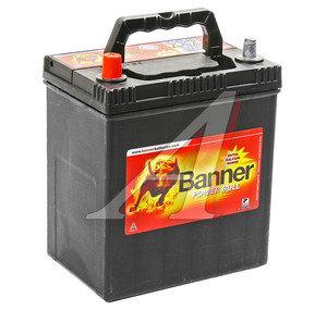 Аккумулятор BANNER Power Bull 40А/ч 6СТ40 P40 27, 83440