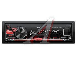 Магнитола автомобильная 1DIN JVC KD-X230 JVC KD-X230,