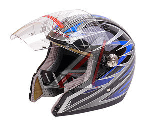 Шлем мото (открытый) MICHIRU Уран L MO 150, 4620770792996