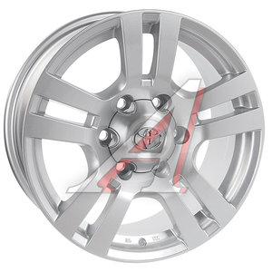 Диск колесный литой TOYOTA Land Cruiser Prado (10-),Hilux R17 TY61 S REPLICA 6х139,7 ЕТ25 D-106,1,