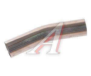 Труба-вставка глушителя (внешн.d=50мм, изгиб 22град.) FORTLUFT BP5022,