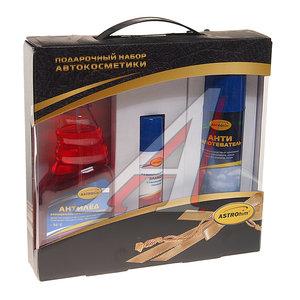 Набор подарочный №12 (размораживатель замков и стекол,антизапотеватель) АСТРОХИМ ASTROhim ACT-5112, ACT-5112