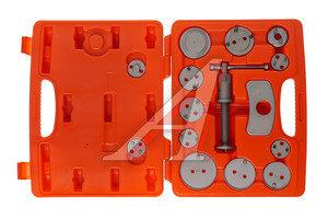 Набор инструментов для сведения тормозных цилиндров в кейсе 13 предметов FORCE F-65802