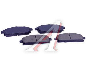 Колодки тормозные NISSAN X-Trail (T30),Pathfinder (R50) передние (4шт.) SANGSIN SP1365, GDB3293