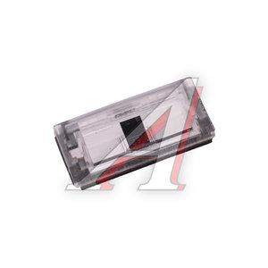 Рассеиватель BMW 3 (E46) фонаря освещения знака номерного OE 51138236269