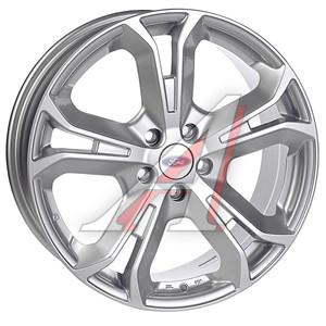 Диск колесный литой FORD Focus 3,Kuga R17 FO66 S REPLICA 5х108 ЕТ52,5 D-63,3