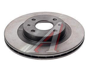 Диск тормозной ВАЗ-2112 вентилируемый 1шт. ASP MENSAN 2112-3501070, 260206