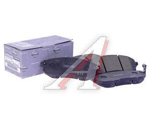 Колодки тормозные NISSAN Teana J31 передние (4шт.) OE D1060-JN00A, GDB3390