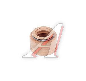 Колпачок КАМАЗ маслоотражательный фторкаучук (без металлического кольца) РЕЗЕРВ 740.1007268