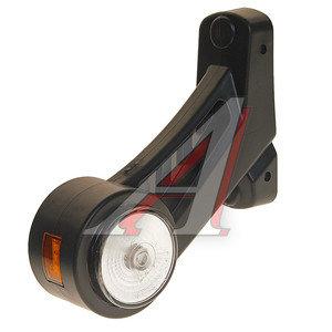 Фонарь габаритный LED 12-24V (декор-лесенка, L=130мм, 5 светодиодов, 3 цвета) АВТОТОРГ НК-1228/LED