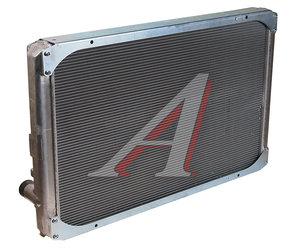 Радиатор КАМАЗ-5480 алюминиевый 2-х рядный ШААЗ 5480-1301010, 5480А-1301010