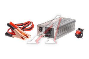 Преобразователь напряжения (инвертор) 12V-220V+USB, 1000Вт AVS 43113, AVS-1000W