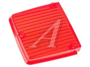 Рассеиватель фонаря заднего прицепа красный ОСВАР ШПР410-3716202