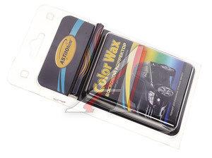Карандаш восковой серый (3 салфетки в комплекте) 6г Color Wax АСТРОХИМ ASTROhim ACT-0214, ACT-0214