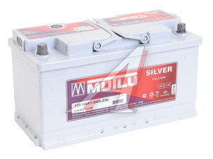 Аккумулятор MUTLU Calcium 100А/ч 6СТ100, 600 113 085, 100
