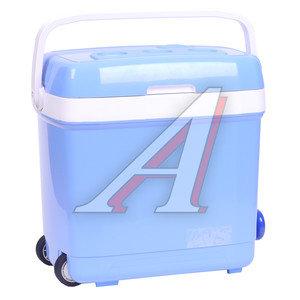 Автохолодильник 30л 47.5х45.0х29.0см термоэлектр. с функц. нагрева 12V/220V 48W пластик 6.25кг AVS A80553S AVS CC-30B, AVS CC-30B