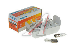 Лампа 12V H21W/T21W BAY9s Halogen PHILIPS 12356CP, P-12356