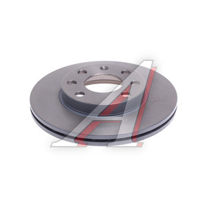 Диск тормозной DAEWOO Nexia R13 CHEVROLET Lanos передний (1шт.) FEBI 02806, DF1609, 90121445/96471275/96215669