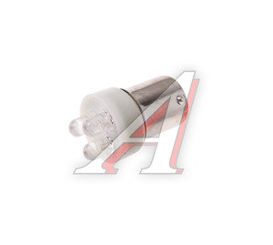 Лампа светодиодная 24V R5W BA15s белая МАЯК 24T15-W/3LED, А24-5-1