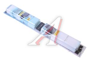 Шторка автомобильная для боковых стекол 70см (L) роликовая черная 2шт. VESTITO 1702335-176 BK