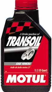 Масло трансмиссионное TRANSOIL КПП мото двигателей 1л MOTUL MOTUL SAE10W30, 105894