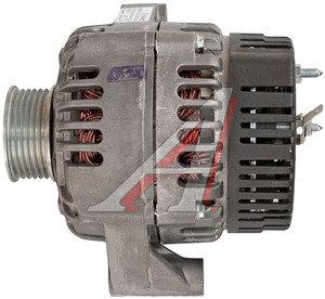 Генератор ВАЗ-2108-2115,2170 и модификации шкив поликлиновой с инжекторным двигателем 14В 100А ПРАМО 5102.3771-10, 5102.3771-10 Т, 2112-3701010