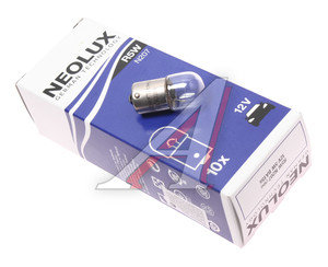 Лампа 12V R5W BA15s NEOLUX N207, NL-207, А12-5-1