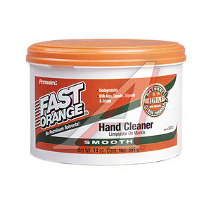 Очиститель рук крем для сухой очистки 397г Fast Orange Hand Cleaner Cream Formula PERMATEX PR-33013