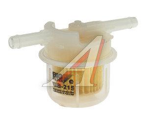 Фильтр топливный ВАЗ-2101-09 тонкой очистки (с отстойником) БИГ 2101-1156010 GB-215, GB-215, 2108-1117010