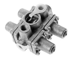 Клапан ЗИЛ,КАМАЗ,МАЗ защитный четырехуровневый РААЗ 100-3515511-10