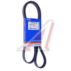 Ремень приводной поликлиновой 6PK1557 CHEVROLET Cruze (09-),Aveo (12-) кондиционера DAEWOO 55580052, 6PK1557