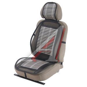 Накидка на сиденье массажная бамбуковая черная PREMIER BM 10 Premier
