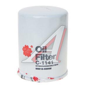 Фильтр масляный TOWMOTOR SAKURA C1141, OC988/LF3874/P502016, 9091503005/9091520002/9091520003