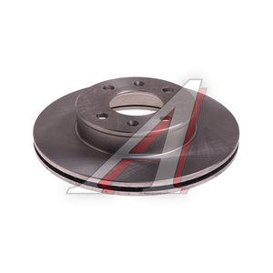 Диск тормозной KIA Picanto (04-) передний (1шт.) VALEO PHC R2027, 51712-07500