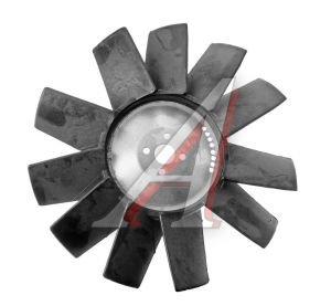 Вентилятор ГАЗ-3302,2217 ЗМЗ-405,УМЗ-4216 11 лопастей АВТОКОМПОНЕНТ 2752-1308011