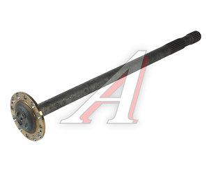 Полуось КАМАЗ-4308 правая двухшлицевая 20 шлицев (ОАО КАМАЗ) 43081-2403069