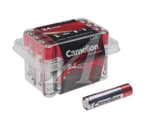 Батарейка AAA LR03 1.5V Alkaline Plus (по 1шт.) CAMELION C-LR03P(24)