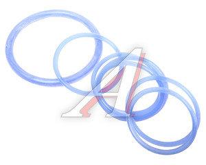 Ремкомплект КАМАЗ системы охлаждения синий силикон (3 поз./7 дет.) 740.1303018/99/172РК, 740.1303018