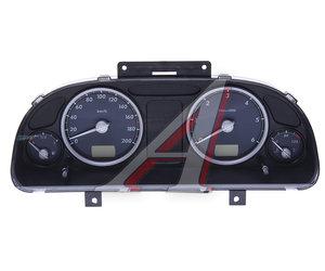 Комбинация приборов ГАЗ-3110,3302 с 2-мя ЖКИ серая АВТОПРИБОР 385.3801-10, 385.3801010-10
