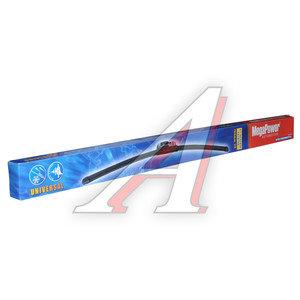 Щетка стеклоочистителя 525мм бескаркасная Premium MEGAPOWER M-72021