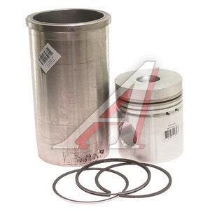 Гильза с поршнем Д-260.2 (гильза,поршень,пор/кол 42мм) ММЗ 260-1000105-T, 260-1004045-Т-05