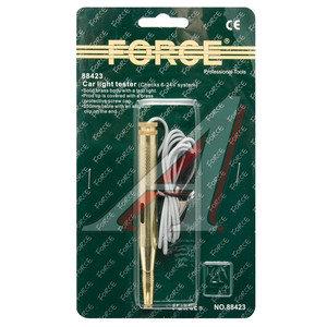 Пробник автомобильный 6-24V FORCE F-88423