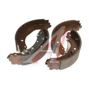 Колодки тормозные PEUGEOT Boxer CITROEN Jumper FIAT Ducato задние барабанные (4шт.) TRW GS8472, 4241L2/77362286/9949490/4241L2