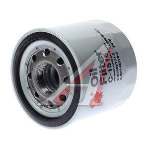 Фильтр масляный ISUZU Trooper (00-) SAKURA C1515, W1228/P502042/LF3854/J1319017, 8970967770/8972475140/1520889TA1