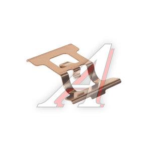 Пластина мото HONDA колодок тормозных OE 45108-ML7-922